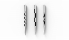 CUESOUL  Steel Tip Replacement Darts Points